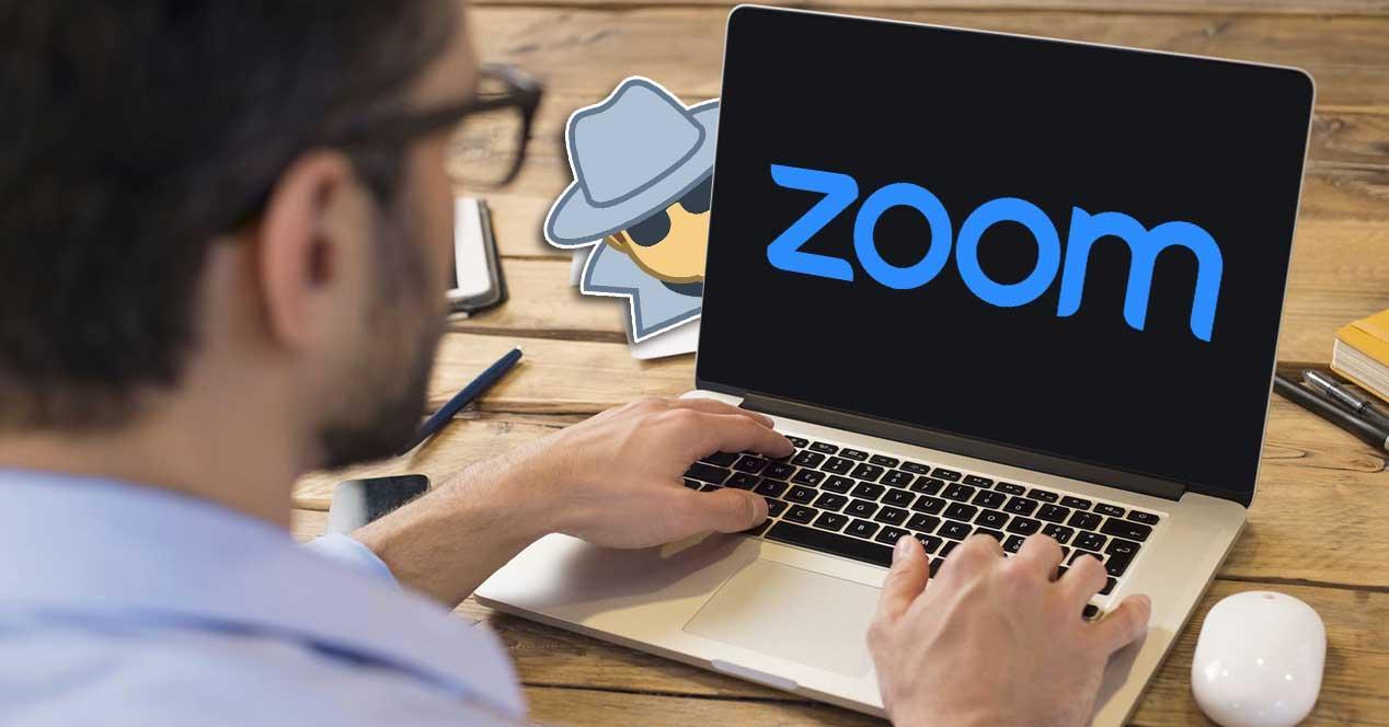 zoom espiar