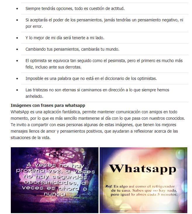 frases estados de whatsapp