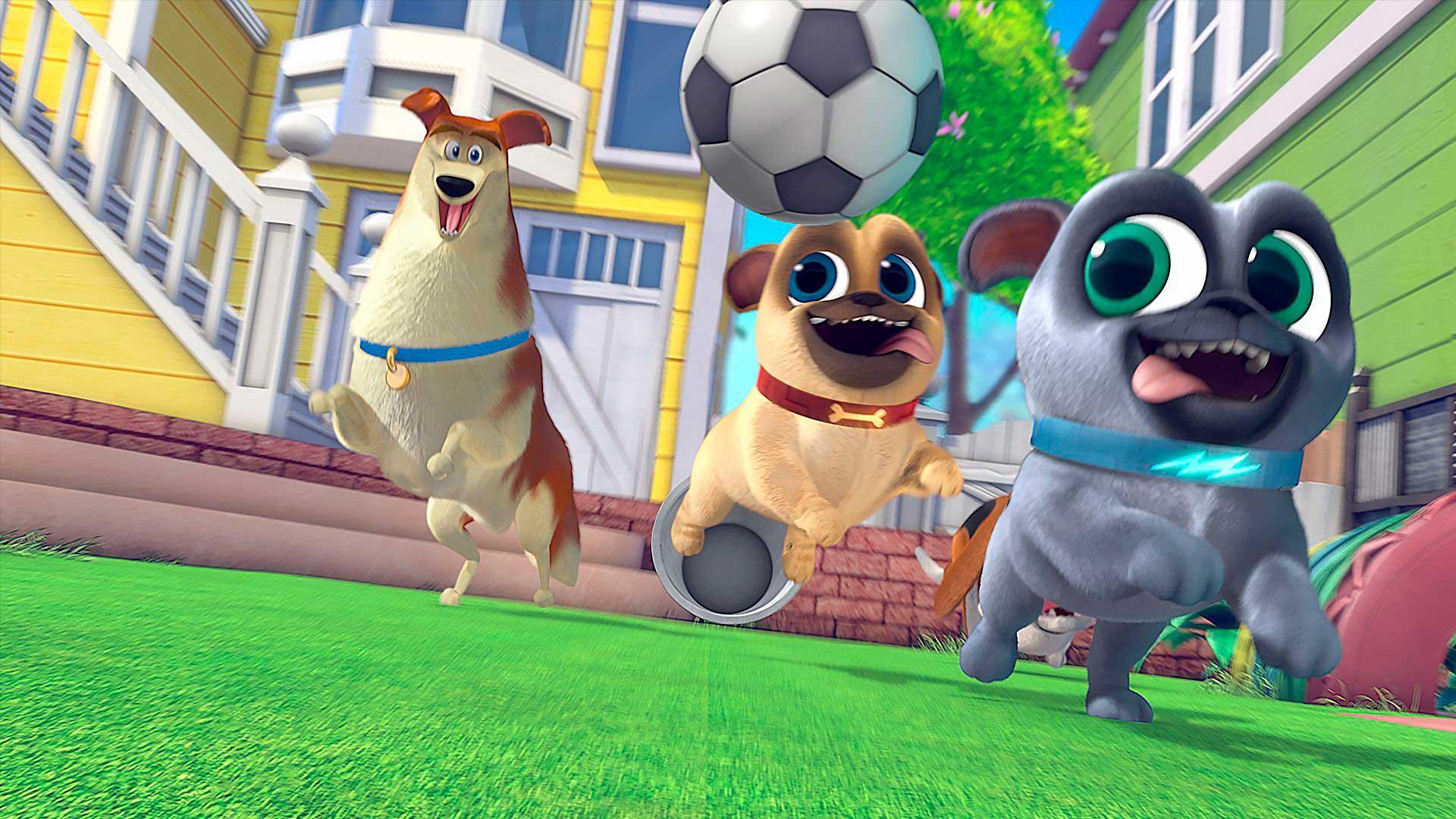 Cachorros - Disney Plus