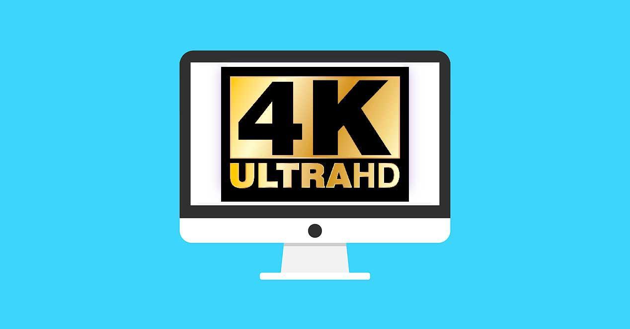 Convertir video 4K