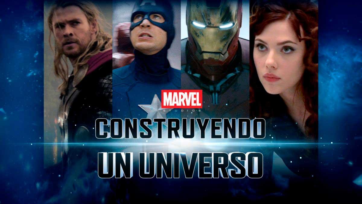 Marvel - Construyendo un universo