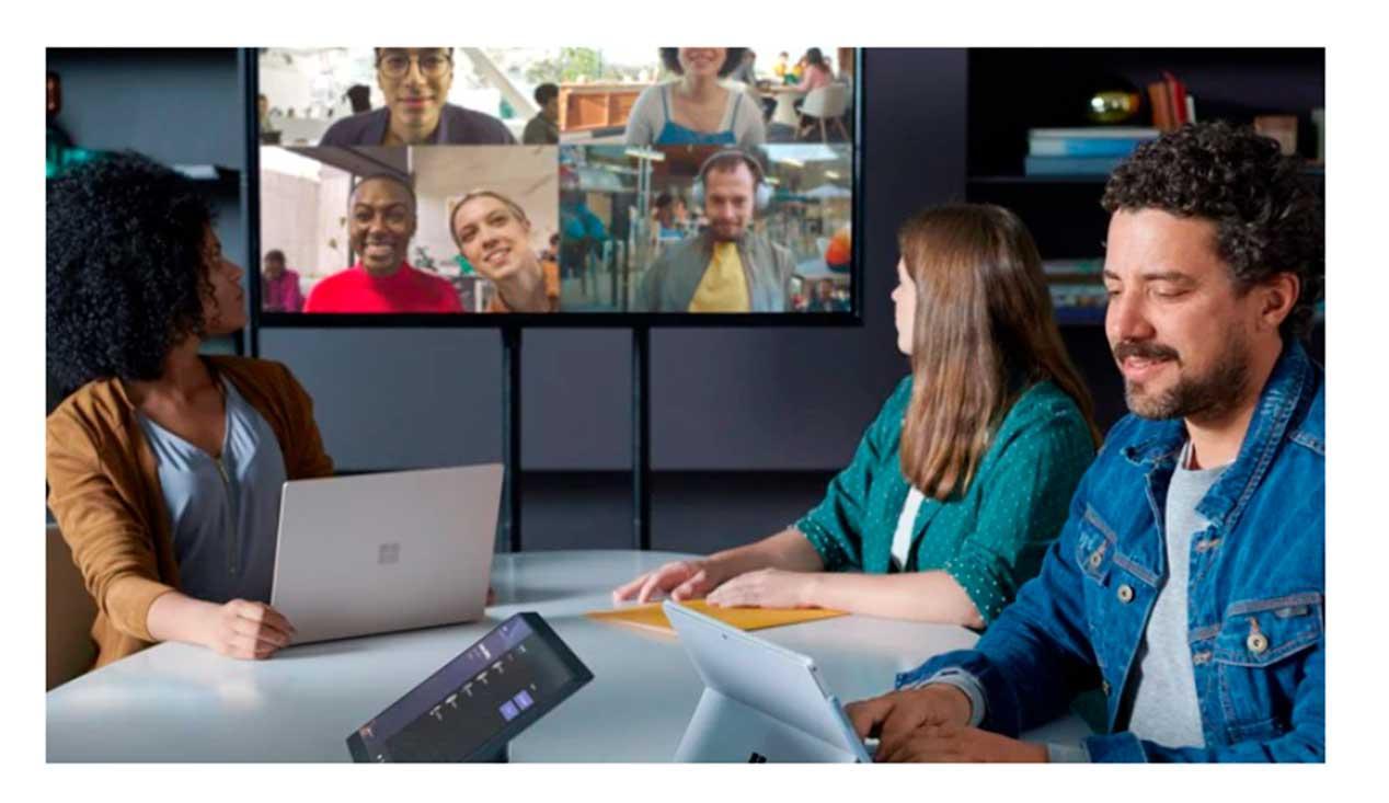 Microsoft Teams para videollamadas