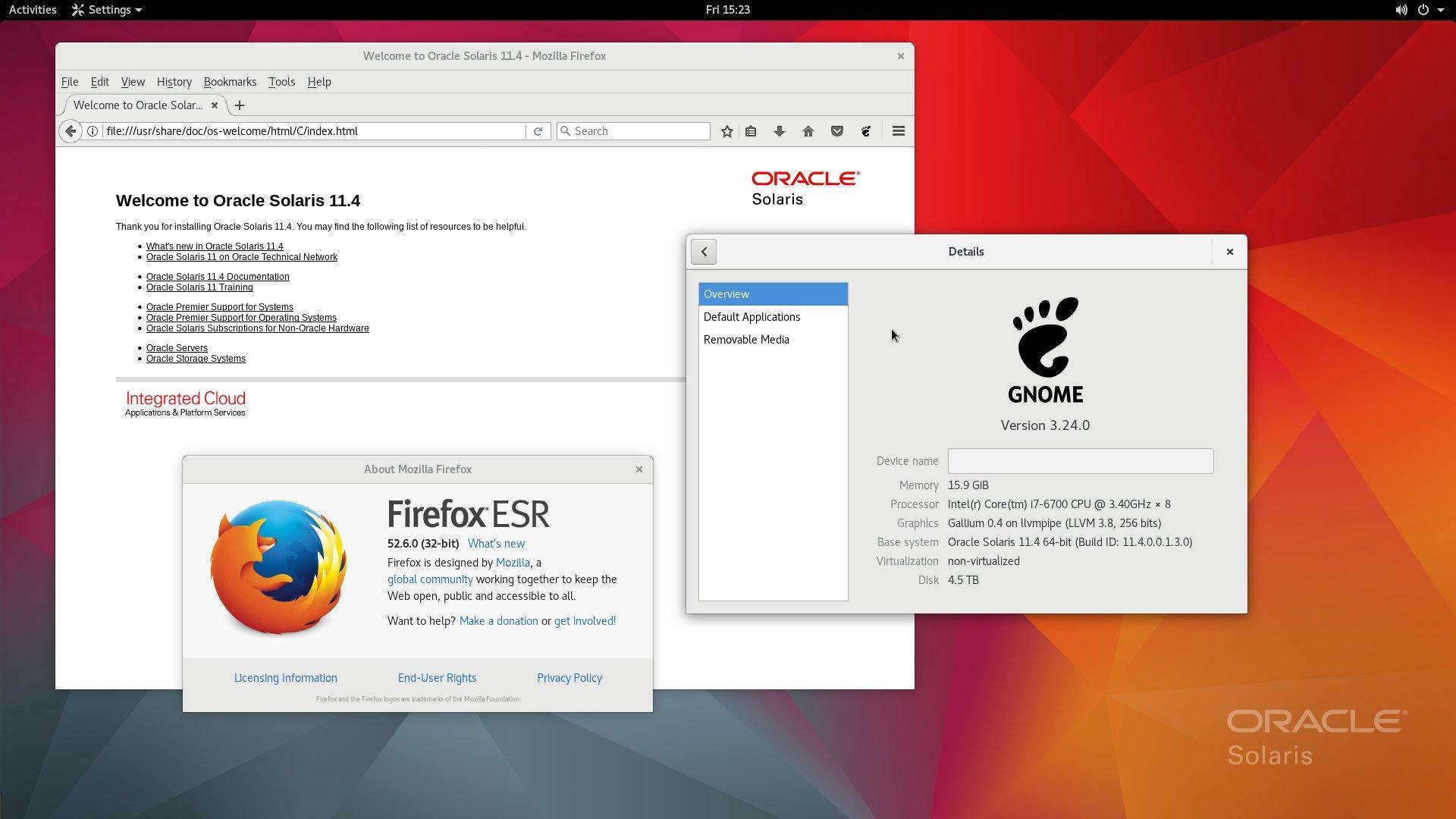 Solaris - Alternativas a Windows