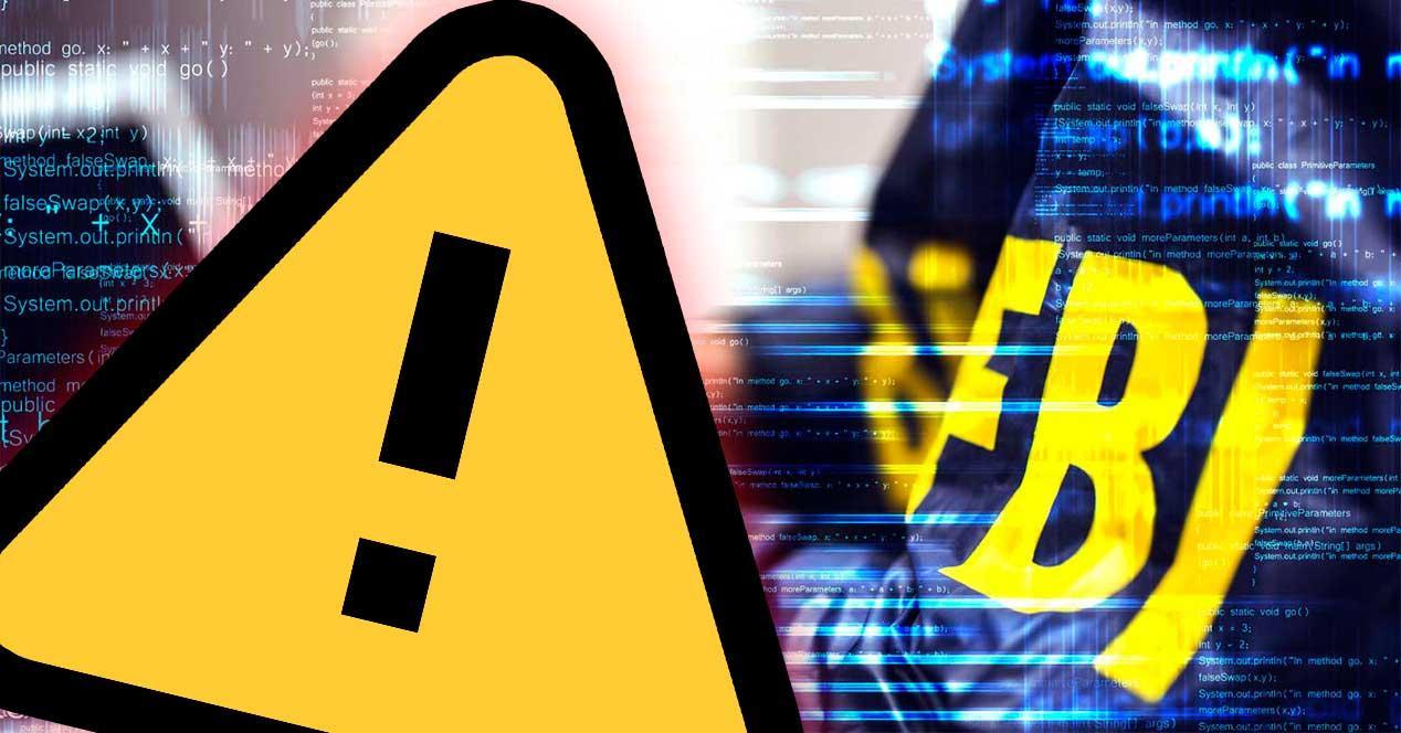 fbi alerta