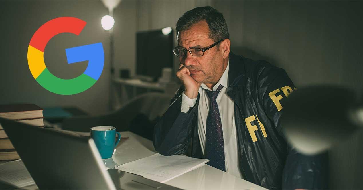 fbi historial google