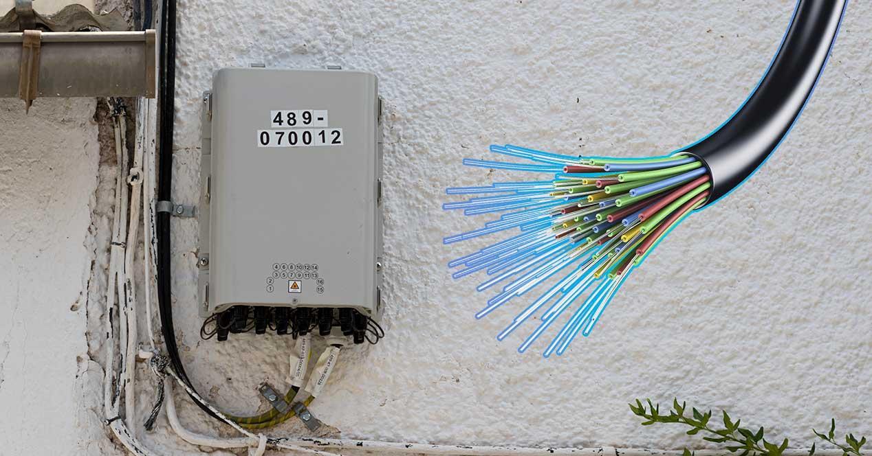 fibra optica españa cobertura