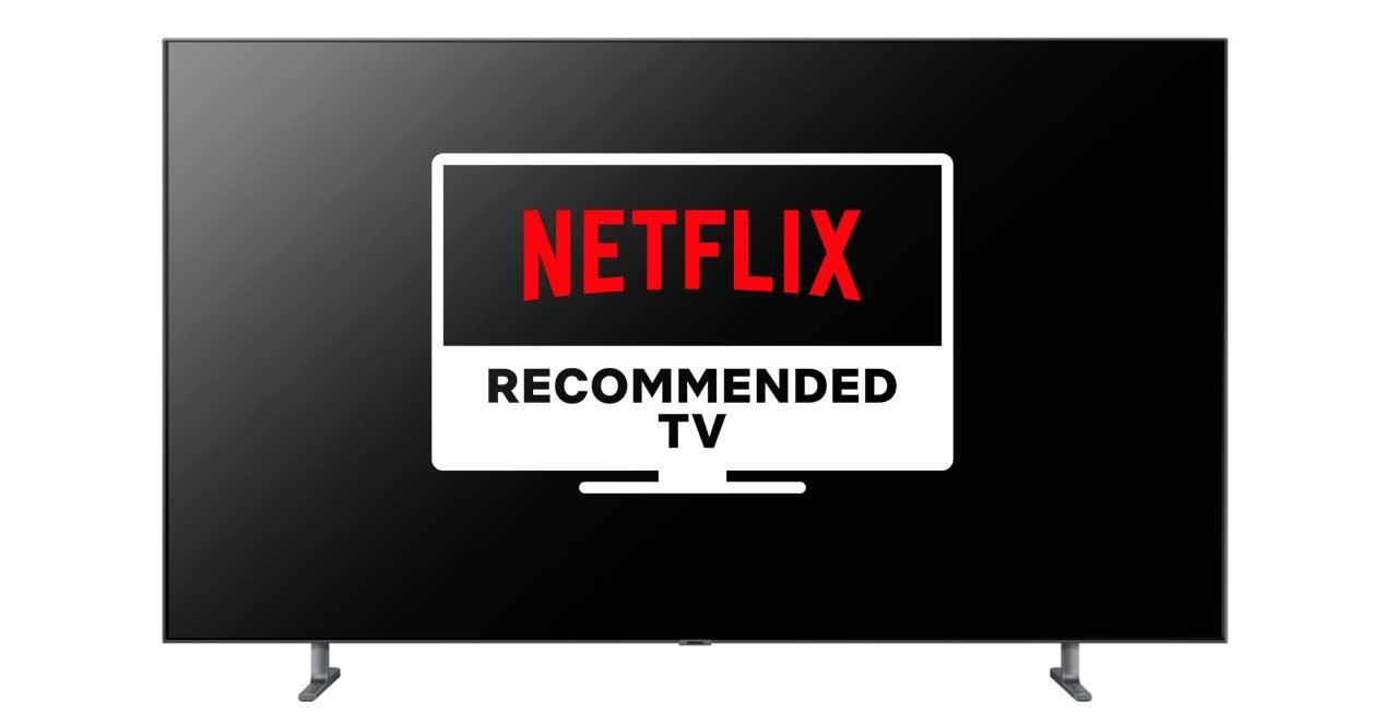 mejor televisor ver netflix