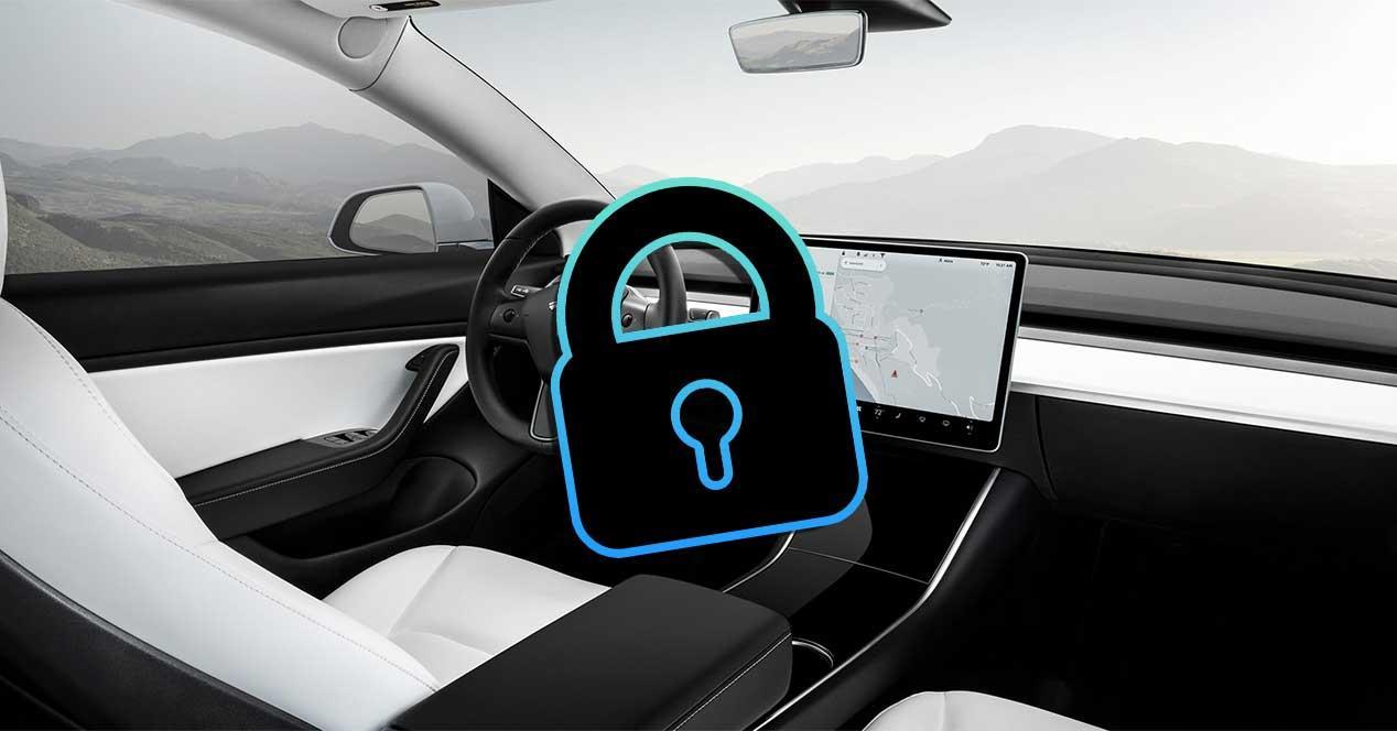 tesla coche seguridad