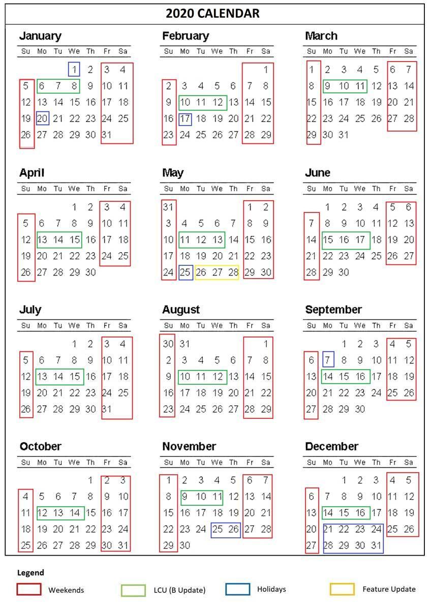 windows 10 may 2020 fecha filtrada