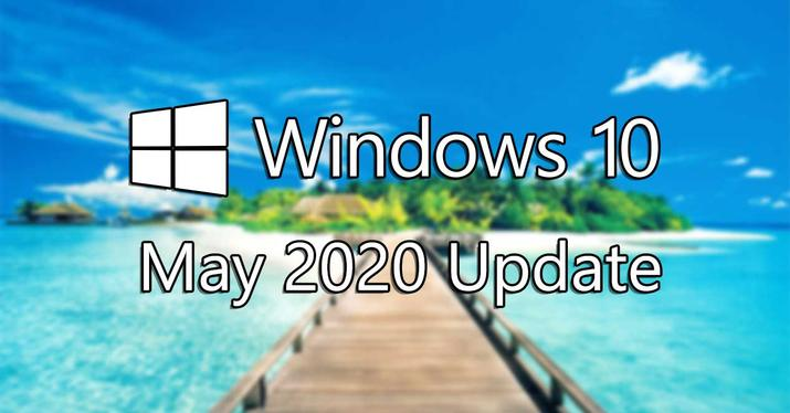 windows 10 may 2020 update descargar