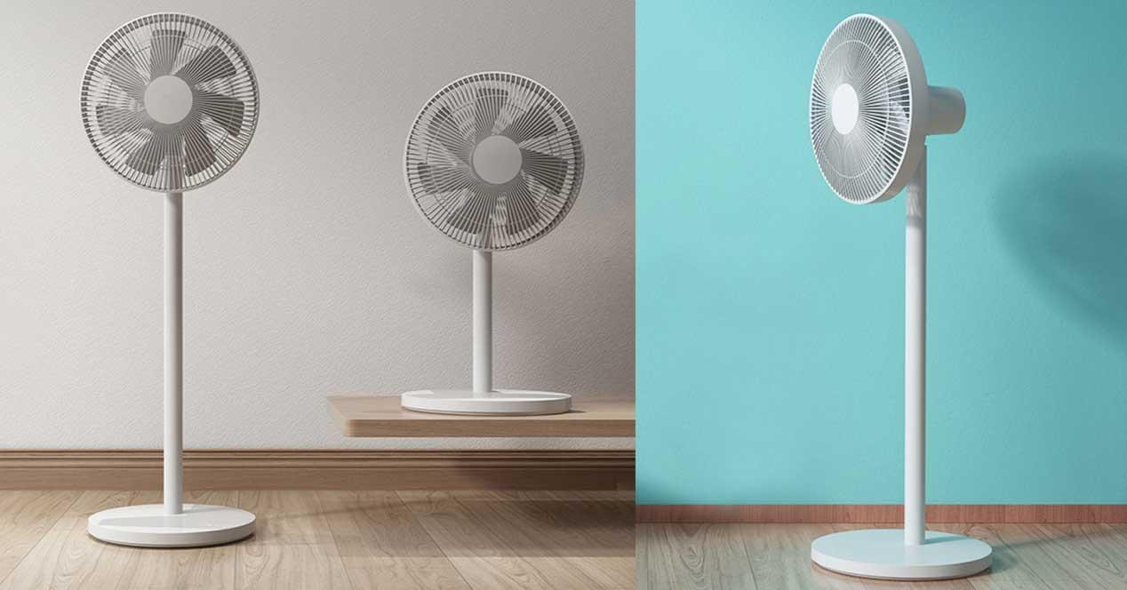 xiaomi ventiladores inteligentes