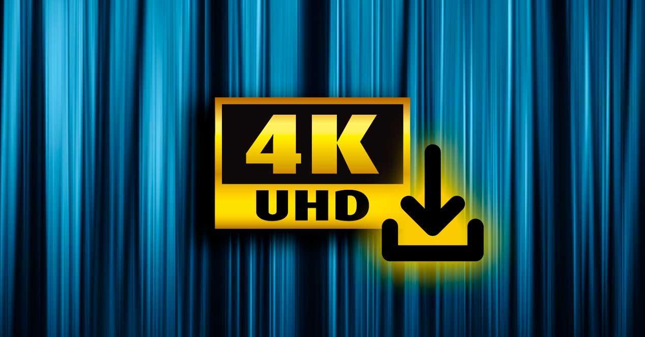 Descargar peliculas 4K