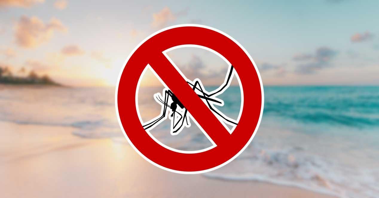Gadgets antimosquitos