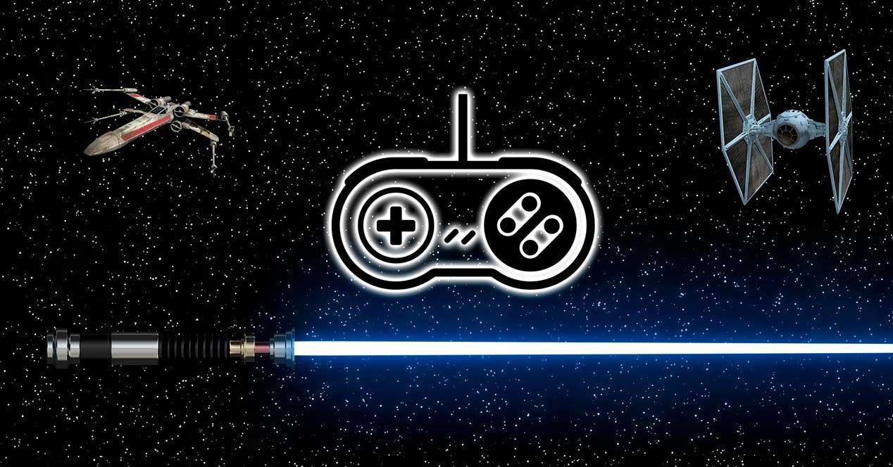 Videojuegos de Star Wars