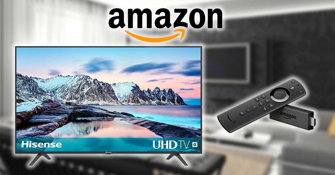 amazon oferta smart tv