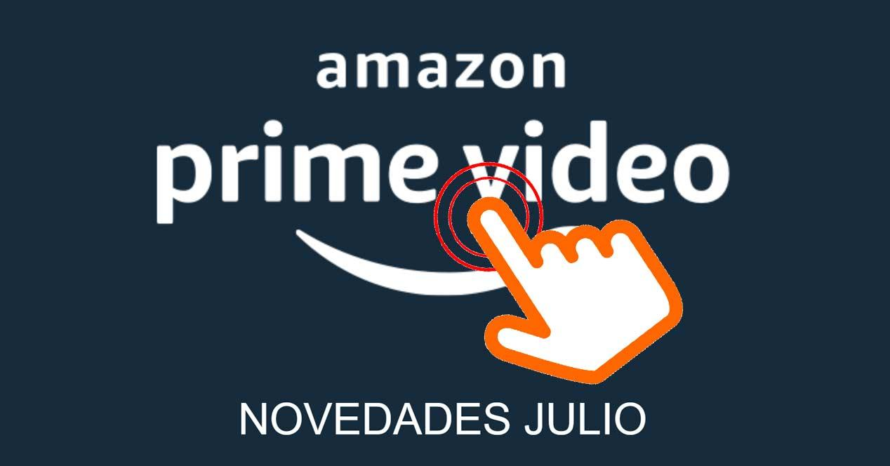 amazon prime video julio 2020