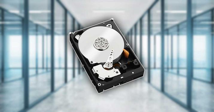 disco duro vidrio