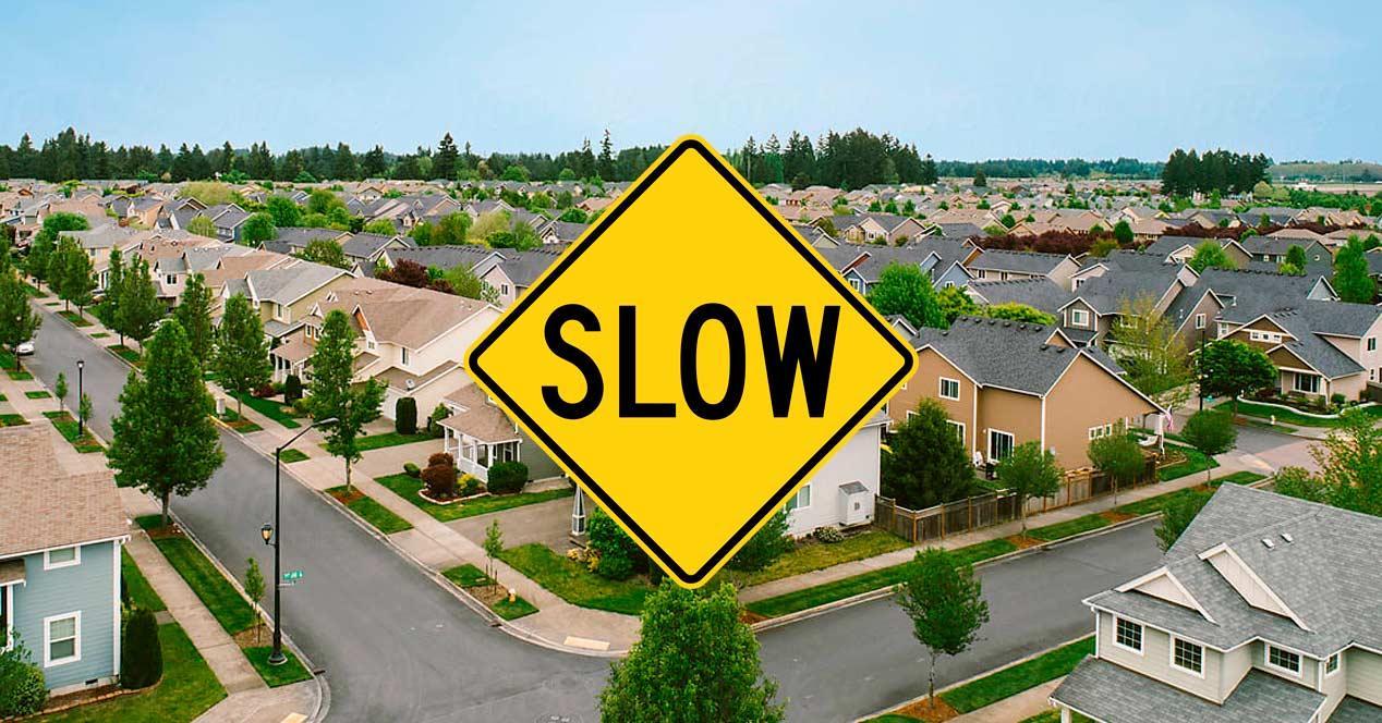 internet lento cox