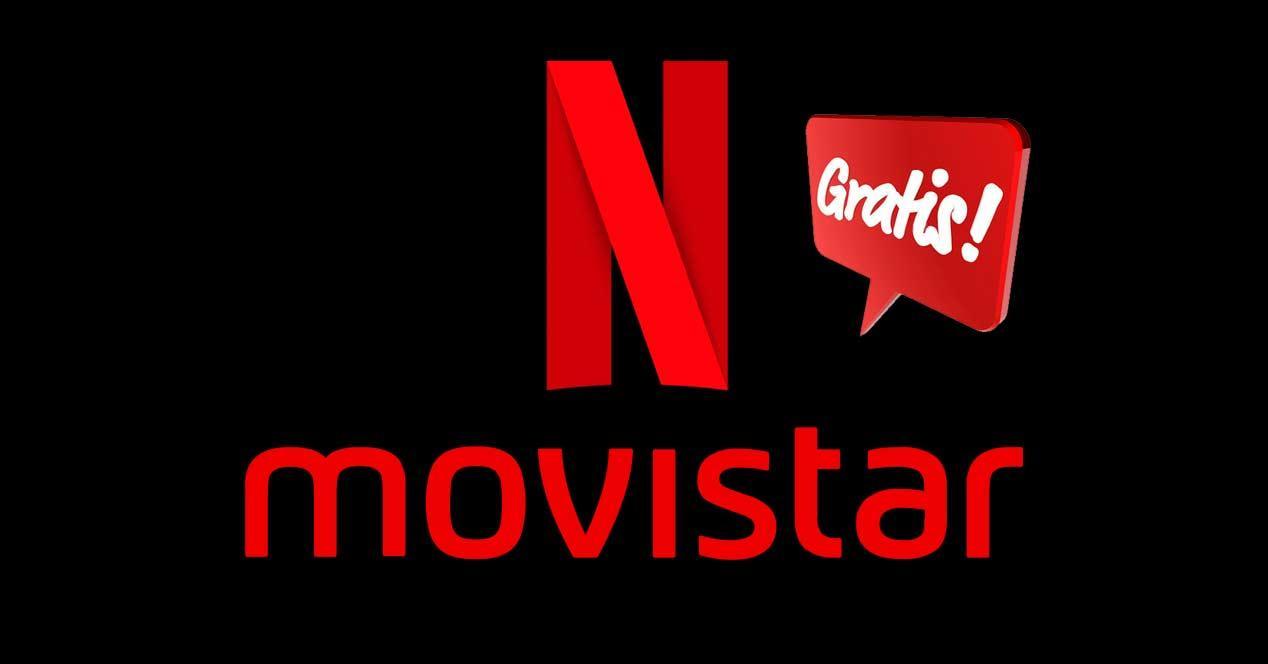 netflix gratis movistar