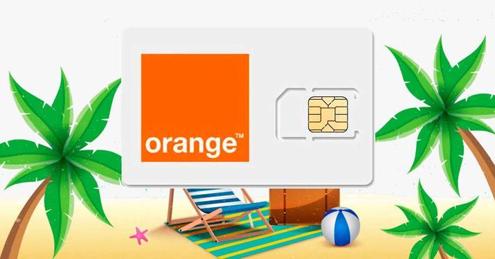 orange sim verano