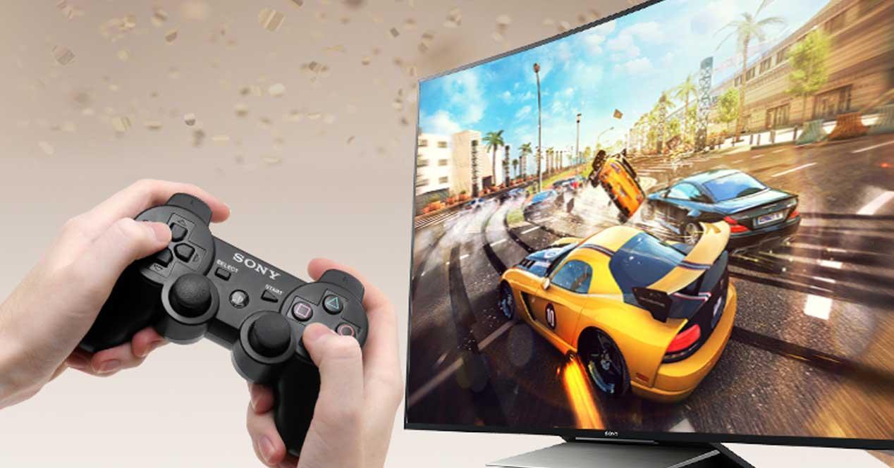Smart TV para jugar