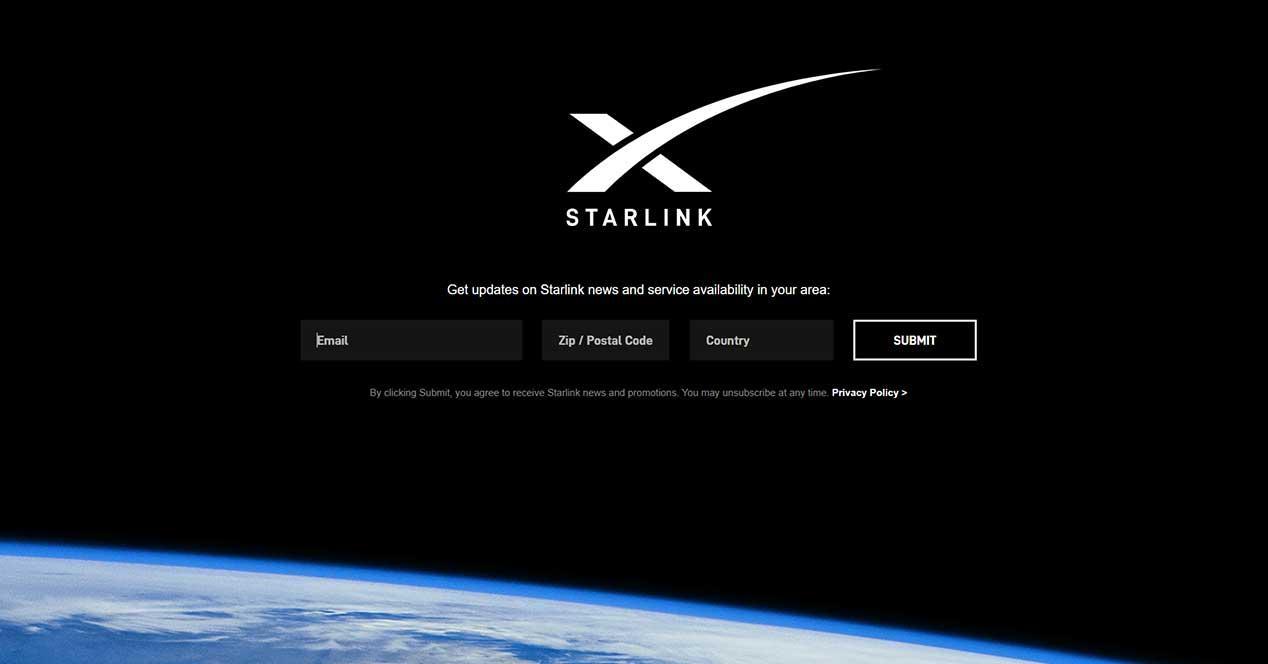starlink informacion beta