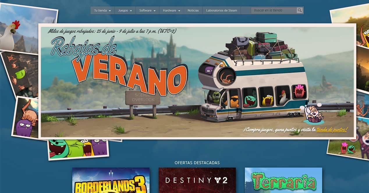 Rebajas de verano de Steam 2020: mejores ofertas de la Summer Sale