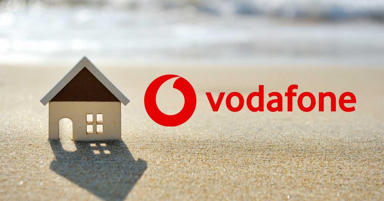 vodafone internet segundas residencias