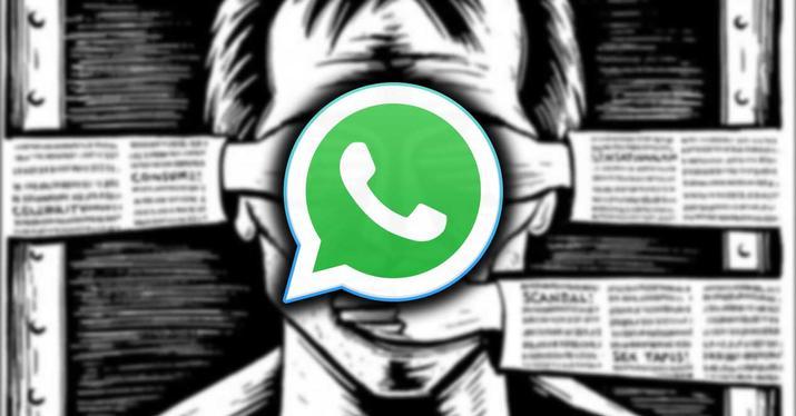 whatsapp censura