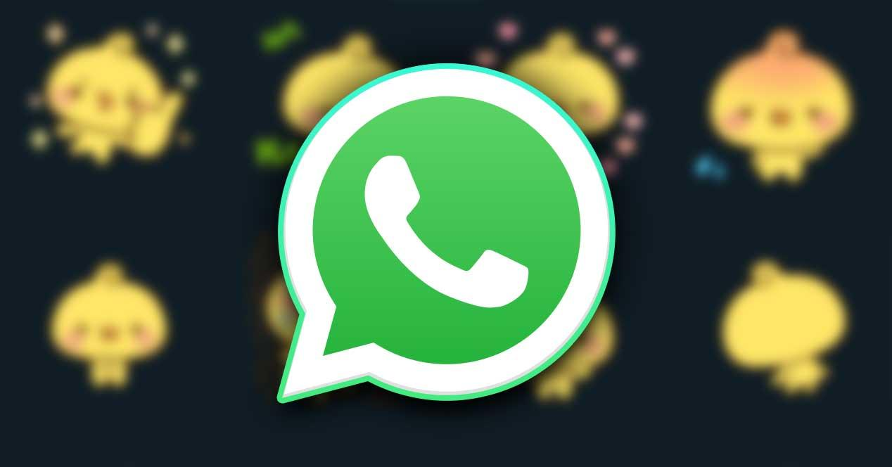 whatsapp stickers animados beta