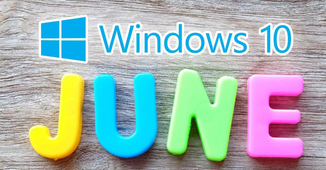 windows 10 junio 2020