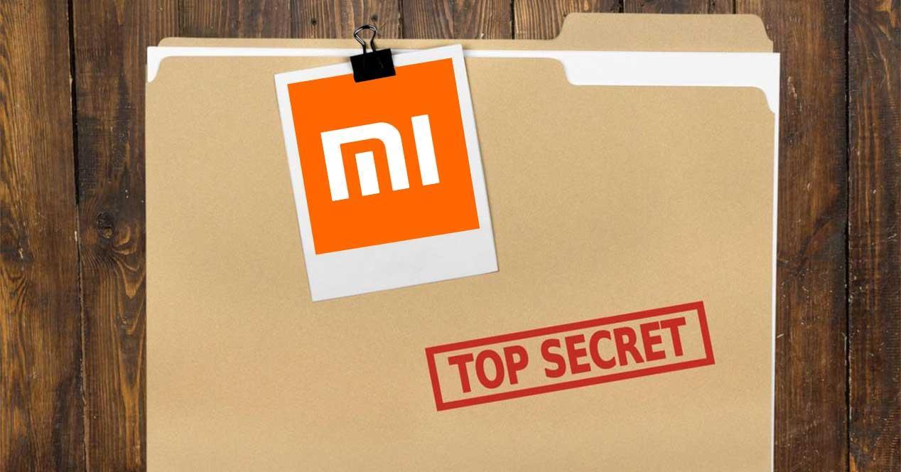 xiaomi documento secreto filtracion