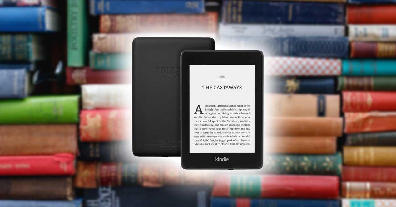 Comprar el Kindle