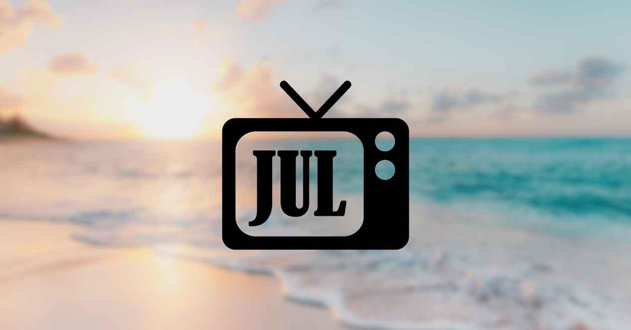 Series julio