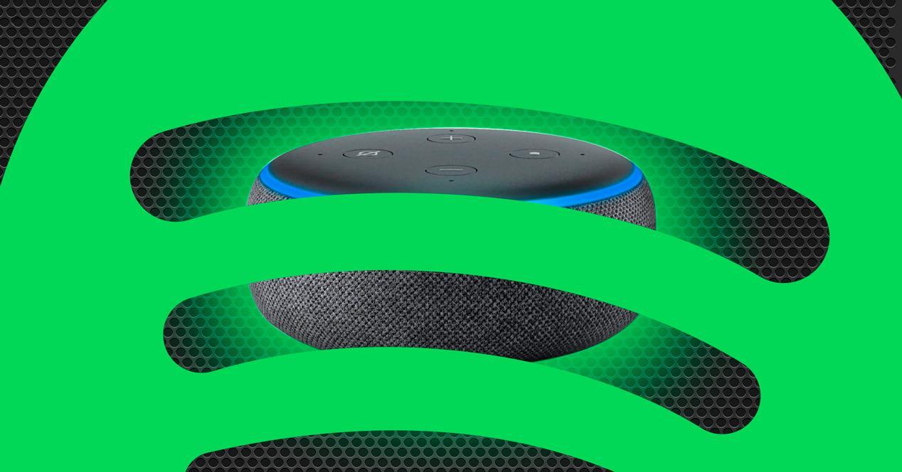 Spotify con Alexa