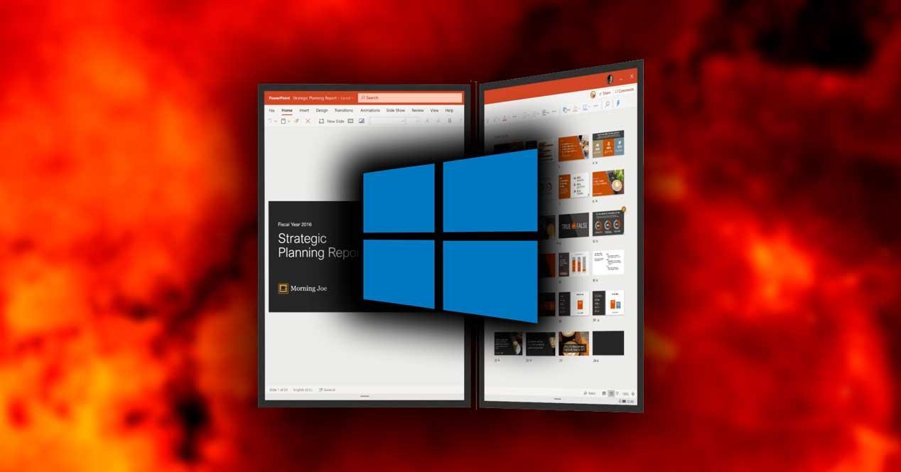 Windows 10X, así será el novedoso sistema operativo