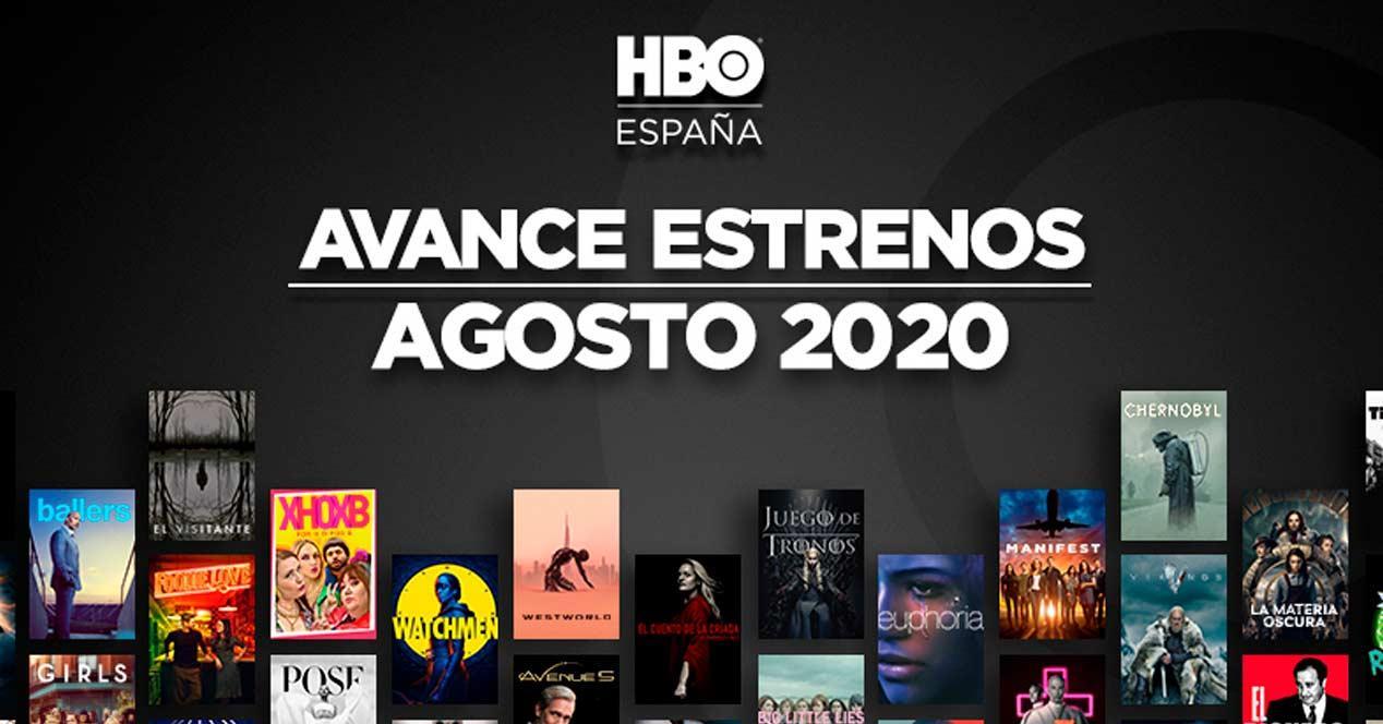 agosto 2020 hbo