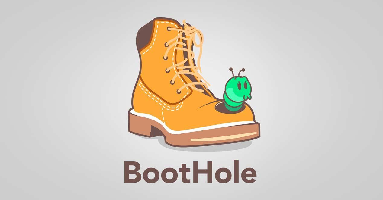 boothole grub2