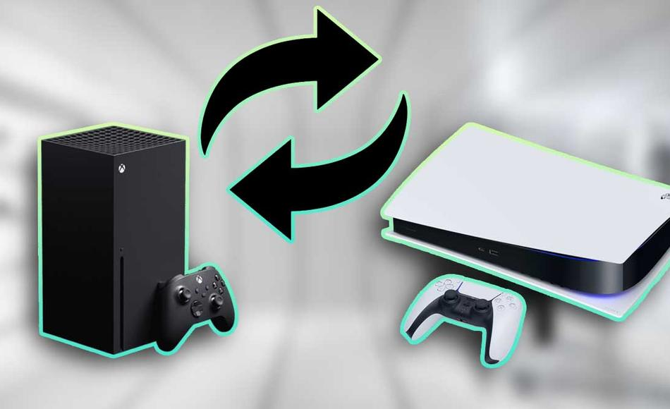 ps5 xbox series x actualizaciones nueva consola