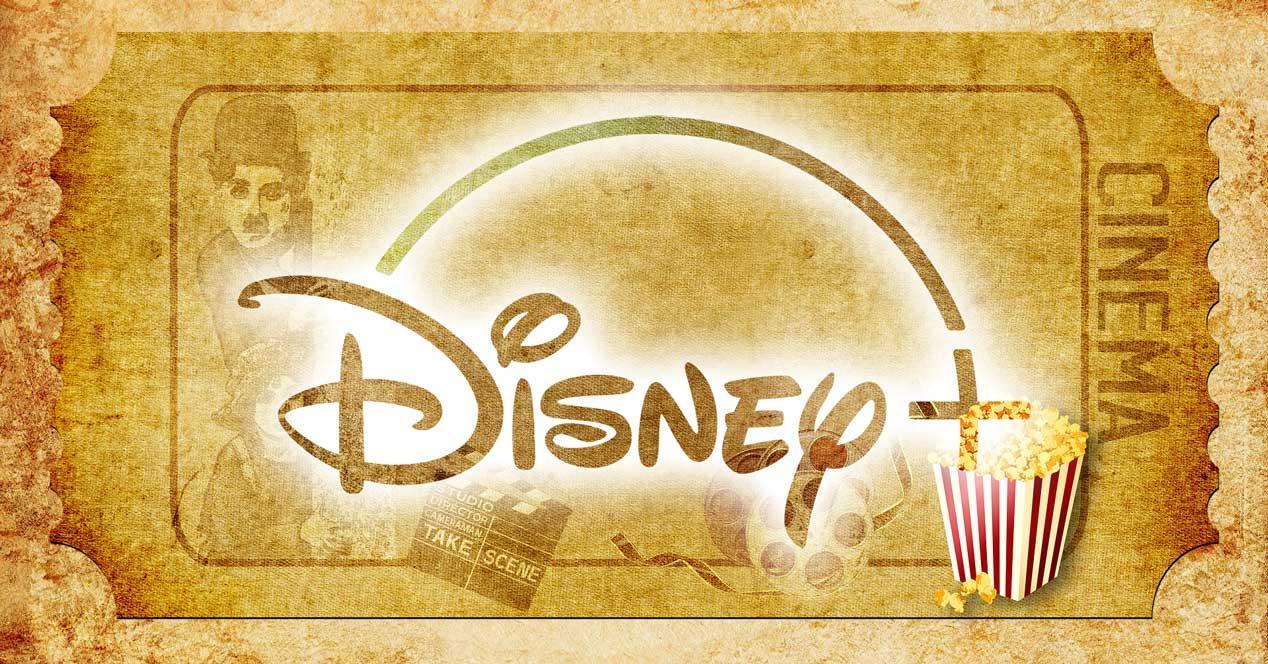 Cine nostálgico en Disney
