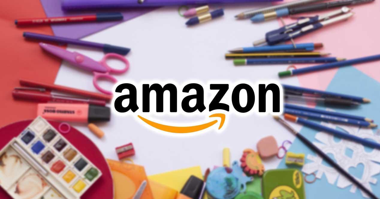 Libros del cole en Amazon
