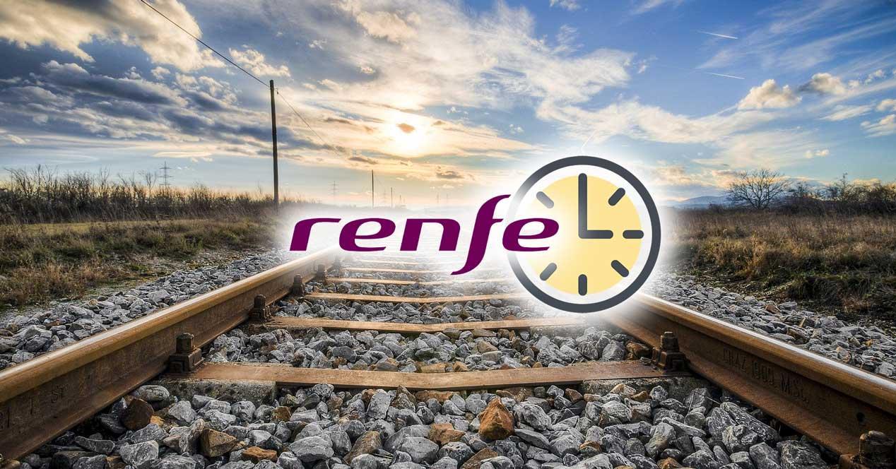Retrasos en Renfe