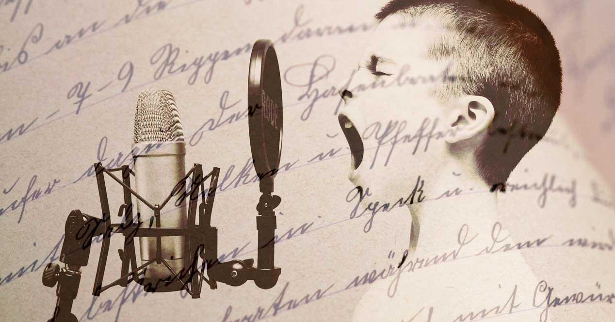 Convierte audio en texto con estas herramientas gratuitas