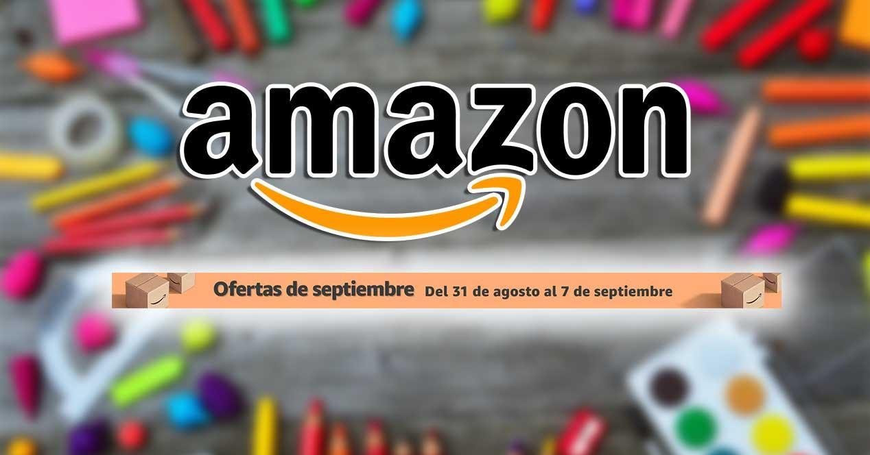 amazon ofertas septiembre semana
