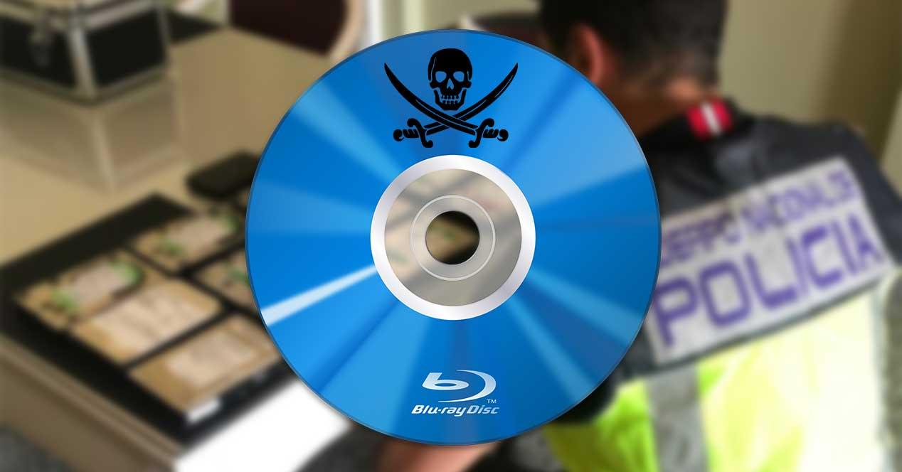 bluray pirateria