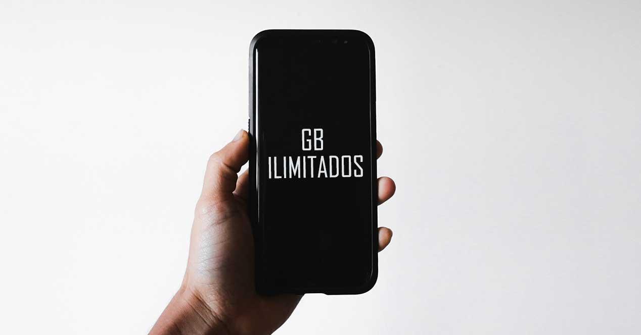 datos gigas ilimitados tarifas
