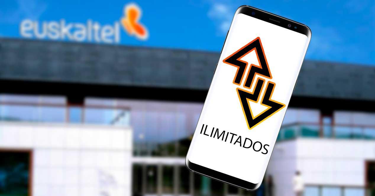 gigas ilimitados euskaltel
