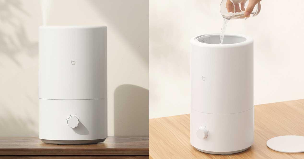 mijia smart humidifier xiaomi