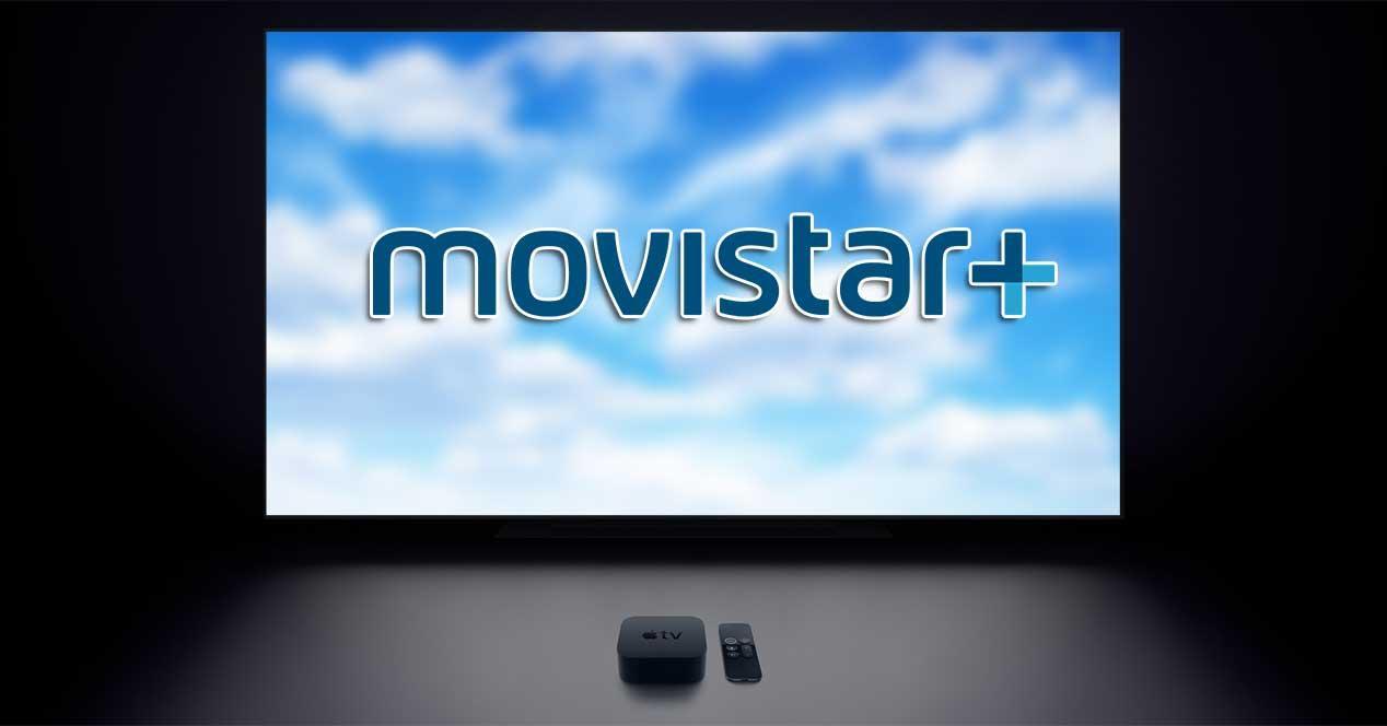 movistar+ apple tv