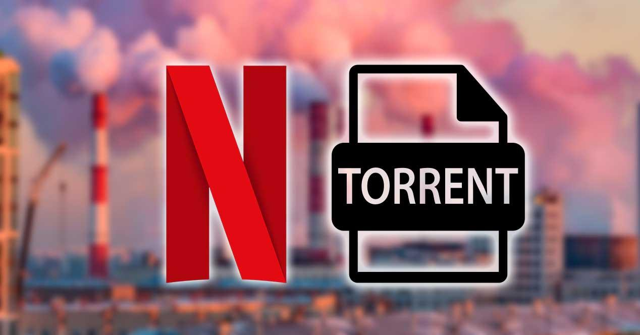 netflix vs torrent contaminacion